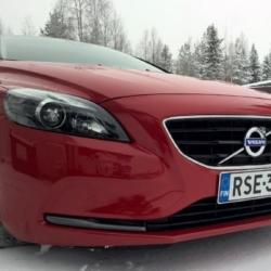 Volvo V40 D2 2015